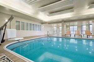 Recreation - Courtyard by Marriott Hotel Beavercreek
