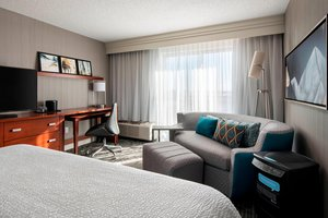 Room - Courtyard by Marriott Hotel Airport Denver