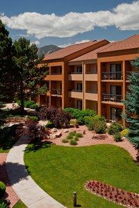 Exterior view - Courtyard by Marriott Hotel Boulder