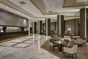 Lobby - Marriott Hotel DFW Airport North Irving