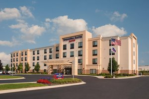 Exterior view - SpringHill Suites by Marriott Orion Township