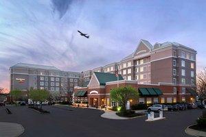 Exterior view - Residence Inn by Marriott Newark Airport Elizabeth