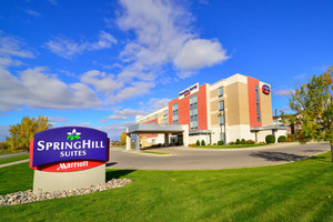 Exterior view - SpringHill Suites by Marriott Grand Forks