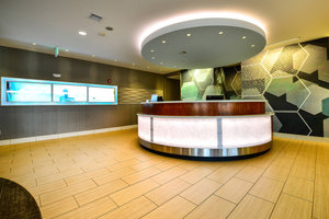 Lobby - SpringHill Suites by Marriott Grand Forks