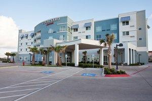 Exterior view - Courtyard by Marriott Hotel Galveston