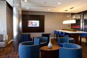 Lobby - Courtyard by Marriott Hotel Galveston