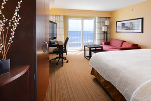 Room - Courtyard by Marriott Hotel Galveston