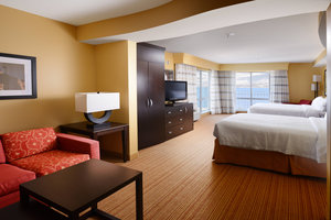 Suite - Courtyard by Marriott Hotel Galveston
