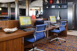 Conference Area - Courtyard by Marriott Hotel Galveston