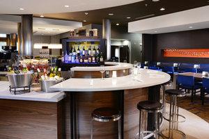 Restaurant - Courtyard by Marriott Hotel Galveston