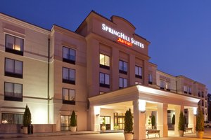 Exterior view - SpringHill Suites by Marriott Tarrytown