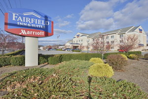 Exterior view - Fairfield Inn & Suites by Marriott Williamsport