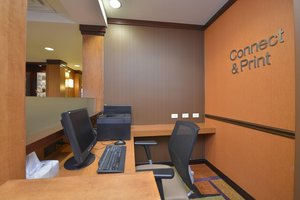 Conference Area - Fairfield Inn & Suites by Marriott Williamsport