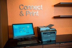 Conference Area - Fairfield Inn & Suites by Marriott Cincinnati