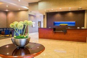 Lobby - Courtyard by Marriott Hotel Monrovia