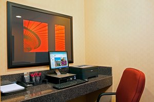Conference Area - Residence Inn by Marriott West Lansing