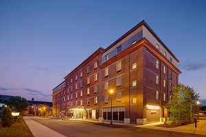 Exterior view - Courtyard by Marriott Hotel Downtown Keene