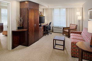 Suite - Courtyard by Marriott Hotel Downtown Keene