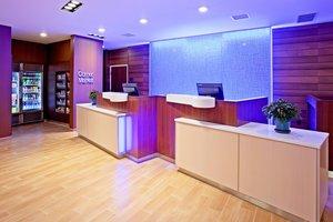 Lobby - Fairfield Inn & Suites by Marriott Vadnais Heights