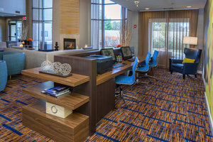 Conference Area - Courtyard by Marriott Hotel Raynham