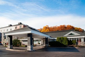 Exterior view - Courtyard by Marriott Hotel East Rochester