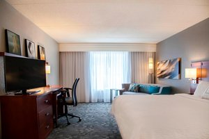 Room - Courtyard by Marriott Hotel East Rochester