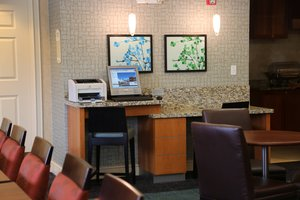 Conference Area - Residence Inn by Marriott Princeton West Windsor