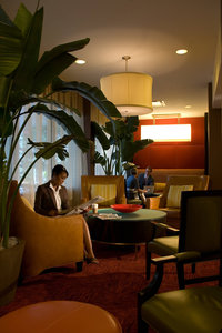 Lobby - Marriott Key Bridge Hotel Arlington