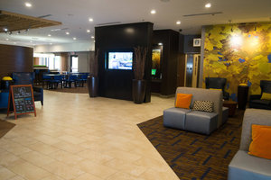 Lobby - Courtyard by Marriott Hotel Conyers