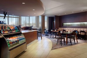 Restaurant - Courtyard by Marriott Hotel Cumberland Center Atlanta