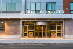 Exterior view - AC Hotel by Marriott Worcester