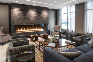 Lobby - AC Hotel by Marriott Worcester