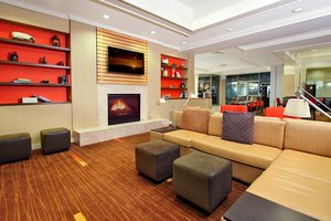 Lobby - Courtyard by Marriott Hotel Downtown Oakland