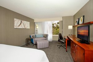 Room - Courtyard by Marriott Hotel Downtown Oakland