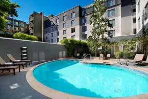 Recreation - Courtyard by Marriott Hotel Downtown Oakland