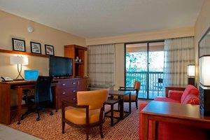 Suite - Courtyard by Marriott Hotel Gulf Shores