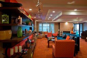 Lobby - Courtyard by Marriott Hotel Gulf Shores