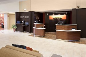 Lobby - Courtyard by Marriott Hotel Harrisonburg
