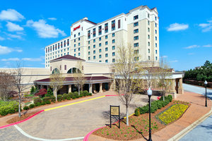 Exterior view - Marriott Hotel Spartanburg