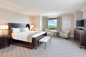 Suite - Marriott Hotel Spartanburg