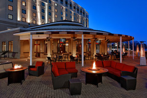 Restaurant - Marriott Hotel Spartanburg