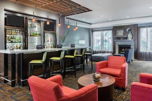 Restaurant - Courtyard by Marriott Hotel Downtown Tampa