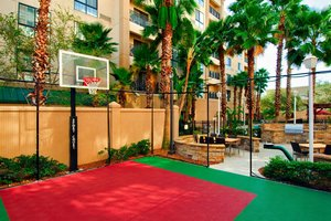 Recreation - Courtyard by Marriott Hotel Downtown Tampa