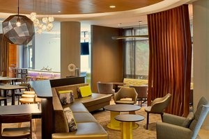 Bar - SpringHill Suites by Marriott College Park