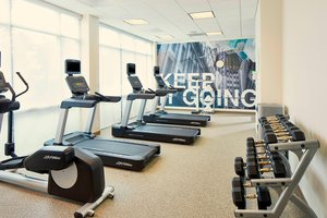 Recreation - SpringHill Suites by Marriott College Park