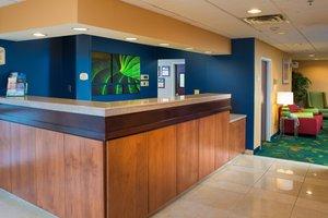 Lobby - Fairfield Inn by Marriott Beckley