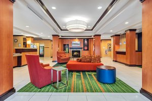 Lobby - Fairfield Inn & Suites by Marriott Auburn