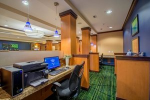Conference Area - Fairfield Inn & Suites by Marriott Auburn