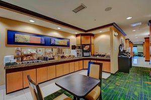 Restaurant - Fairfield Inn & Suites by Marriott Auburn