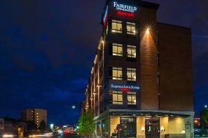 Exterior view - Fairfield Inn & Suites by Marriott Cambridge